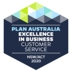 OneSite Finance - Excellence in Customer Service Award 2020