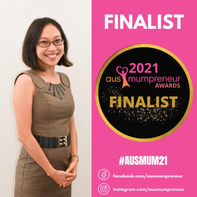 Liz Zaki - AusMumpreneur 2021 Awards Finalist